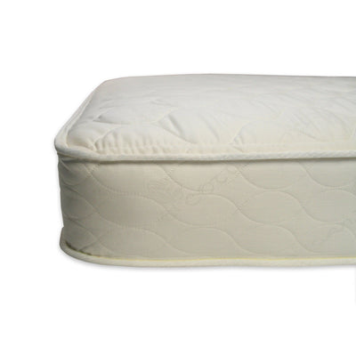 Quilted Organic Cotton Deluxe 252 Crib Mattress-Crib Mattress-Default-Jack and Jill Boutique
