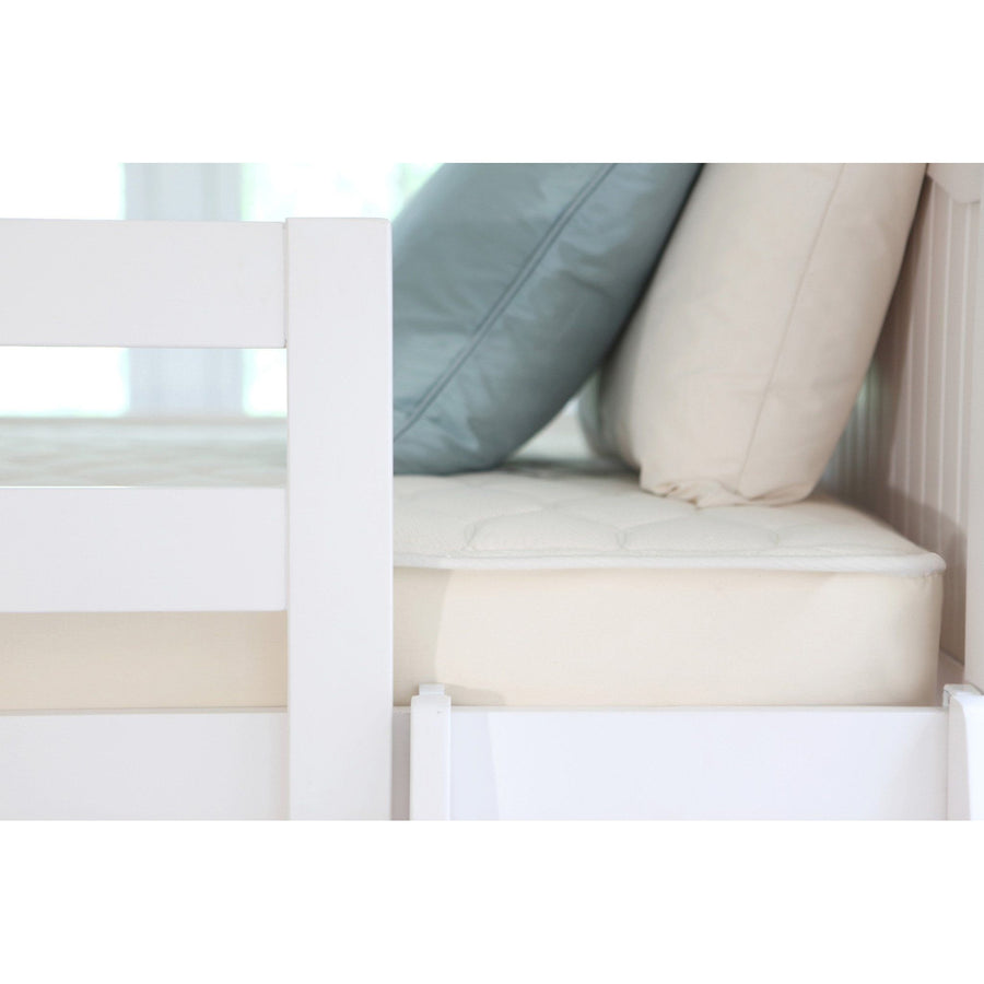Quilted Organic Cotton Deluxe Mattress