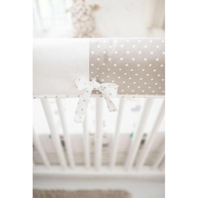 Rail Cover | Animal Parade Crib Baby Bedding Set-Crib Rail Cover-Jack and Jill Boutique
