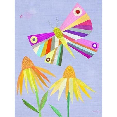 Rainbow Butterfly | Canvas Wall Art-Canvas Wall Art-Jack and Jill Boutique