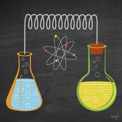 Reboot Science | Canvas Wall Art-Canvas Wall Art-Jack and Jill Boutique