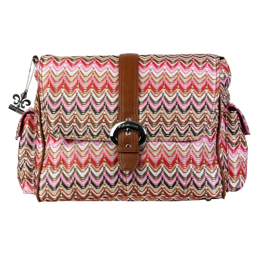 Ripples Sunburst A Step Above Diaper Bag | Style 2960 - Kalencom-Diaper Bags-Default-Jack and Jill Boutique