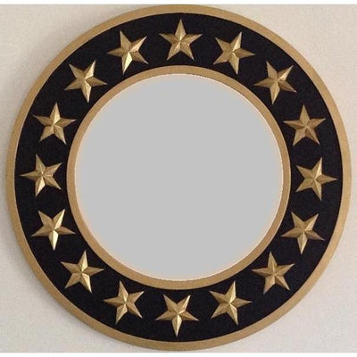 Round Star Children's Mirror-Mirror-Jack and Jill Boutique