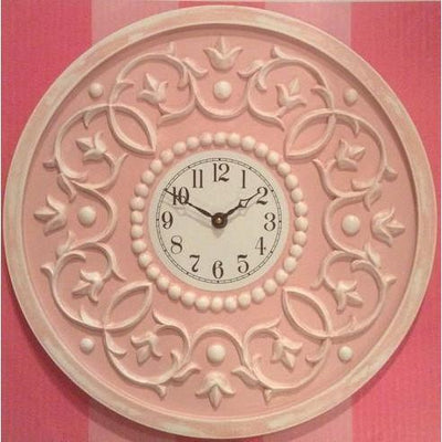Round Vine Children's Wall Clock-Wall Clock-Jack and Jill Boutique