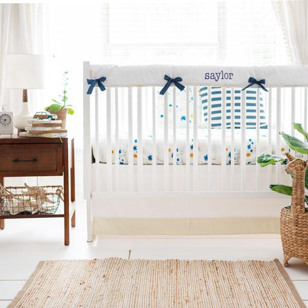 Sun Kissed Bedding Set-Crib Bedding Set-Jack and Jill Boutique