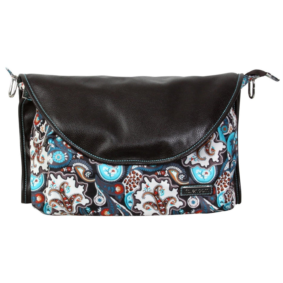 Safari Paisley Sidekick Diaper Bag | Style 2993 - Kalencom-Diaper Bags-Default-Jack and Jill Boutique