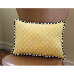 "Sam €"" Sunny Yellow Luxury Baby Bedding Set-Crib Bedding Set-Bebe Chic-Jack and Jill Boutique"