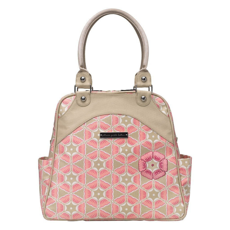 Sashay Satchel Diaper Bags | Petunia Pickle Bottom-Diaper Bags-Jack and Jill Boutique