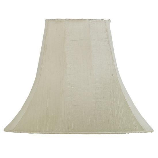 Shade - LG - Plain - Ivory-Lamp Shades-Default-Jack and Jill Boutique