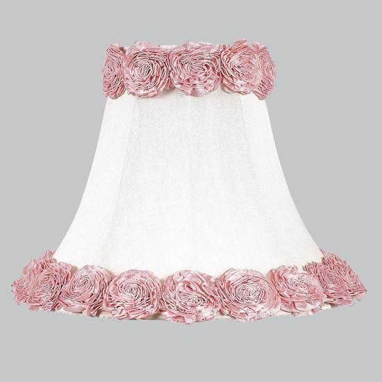 Shade - LG - Ring of Roses-Lamp Shades-Default-Jack and Jill Boutique