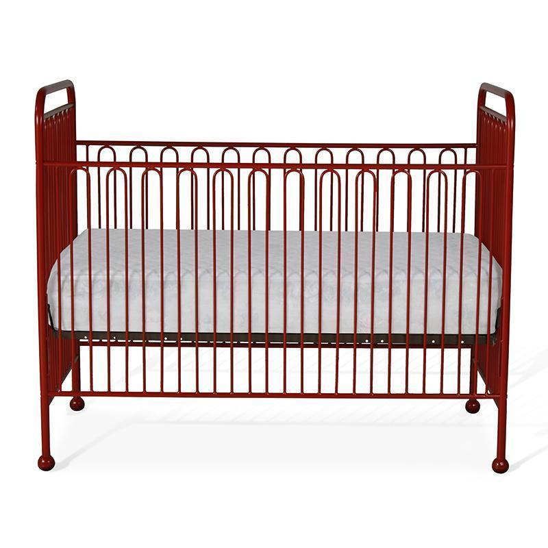 Simple Stationary Crib in Solid Iron