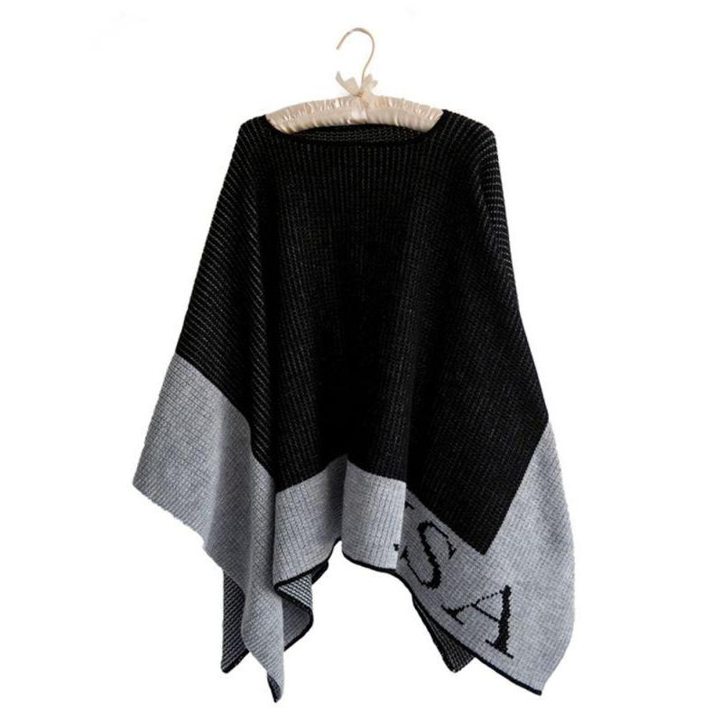 PERSONALIZED SINGLE BORDER BLANKET PONCHO-Poncho-Jack and Jill Boutique