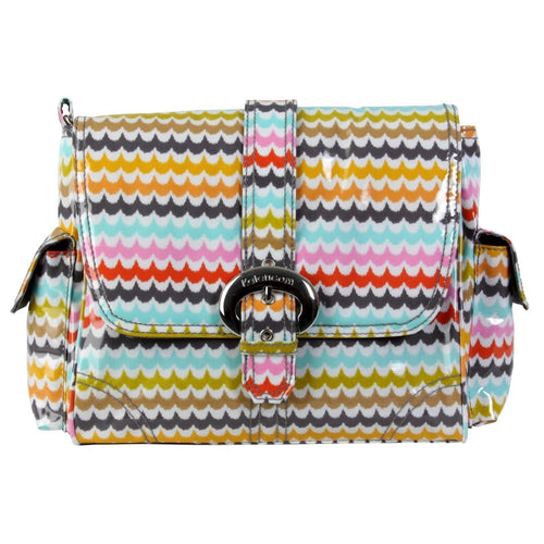 Spa Midi Coated Buckle Diaper Bag | Style 2959 - Kalencom-Diaper Bags-Jack and Jill Boutique