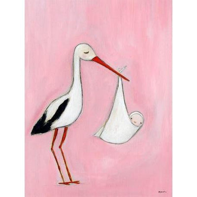 Special Arrival - Pink | Canvas Wall Art-Canvas Wall Art-Jack and Jill Boutique