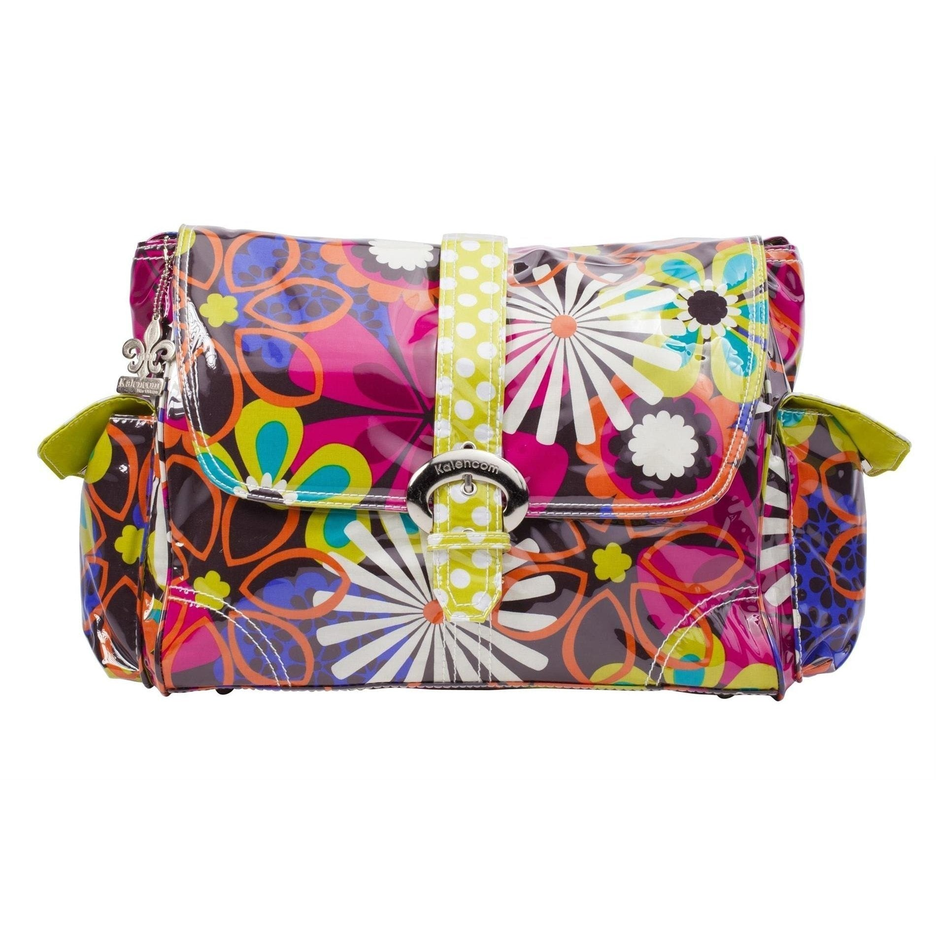 Spize Girls Laminated Buckle Diaper Bag | Style 2960 - Kalencom-Diaper Bags-Default-Jack and Jill Boutique