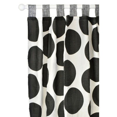 Spot On Charcoal Baby Bedding Set-Crib Bedding Set-Default-Jack and Jill Boutique