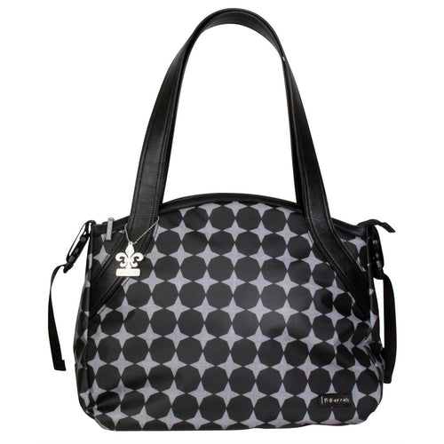 Spot On - Stone Bellisima Diaper Bag | Style 2992 - Kalencom-Diaper Bags-Jack and Jill Boutique