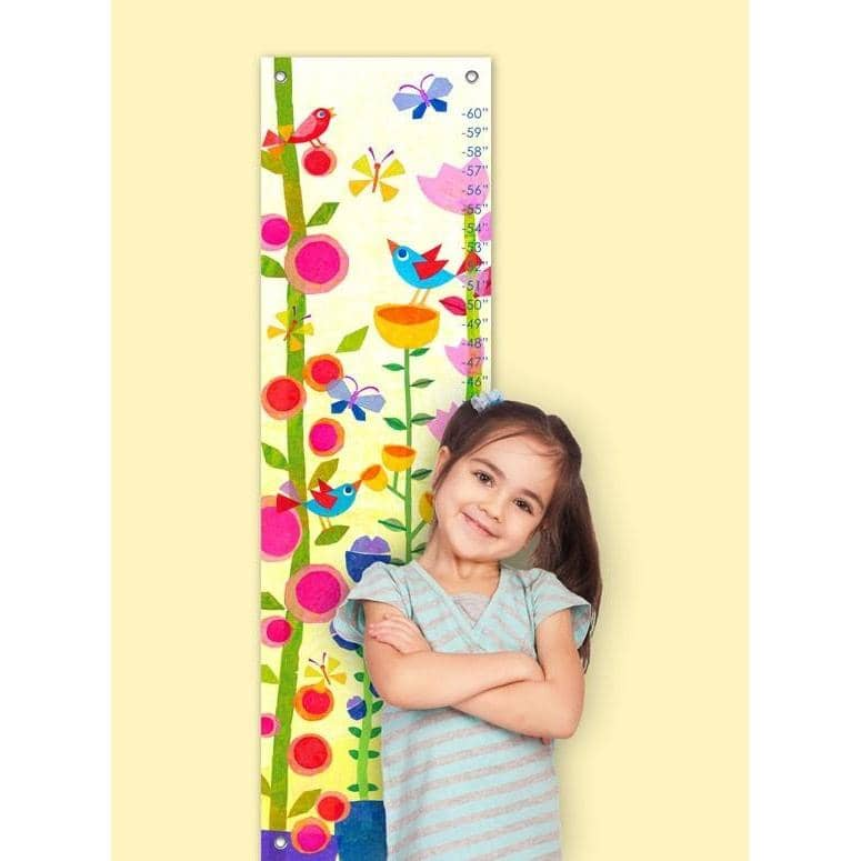 Spring Jazz Growth Charts-Growth Charts-Default-Jack and Jill Boutique