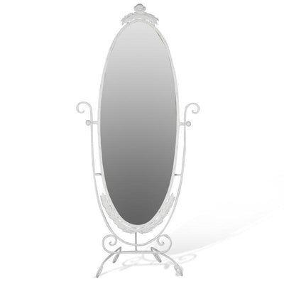 Standing Mirror w/ Angel-Mirror-Default-Jack and Jill Boutique