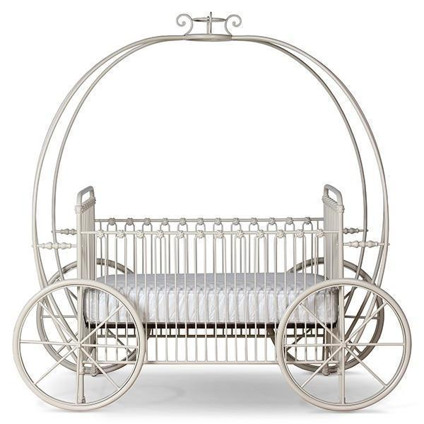Stationary Pumpkin Canopy Crib-Crib-Jack and Jill Boutique