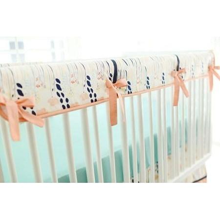 Summer Grove Bumperless Crib Baby Bedding Set-Crib Bedding Set-Default-Jack and Jill Boutique