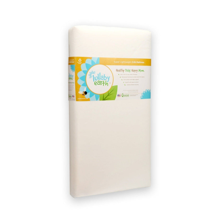 Super Lightweight Crib Mattress-Crib Mattress-Default-Jack and Jill Boutique
