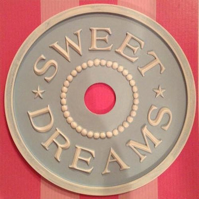 Sweet Dreams Chandelier Medallions-Medallions-Jack and Jill Boutique