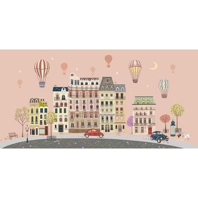 Sweet Street at Dusk | Canvas Wall Art-Canvas Wall Art-Jack and Jill Boutique
