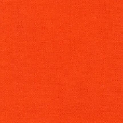 Tangerine Premium 100% Cotton Solids | Fabric by Yard-Fabric-Yard-Jack and Jill Boutique