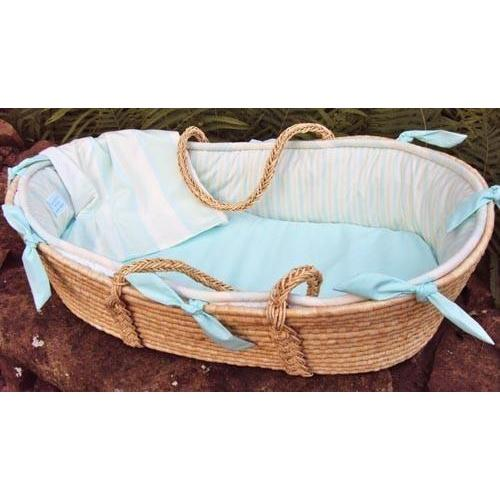 Tatum Moses Basket-Moses Basket-Default-Jack and Jill Boutique