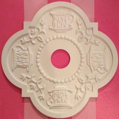 Teacups Ceiling Medallions-Medallions-Jack and Jill Boutique