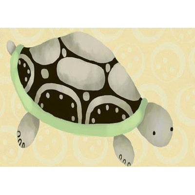 Tennyson the Turtle | Canvas Wall Art-Canvas Wall Art-Jack and Jill Boutique