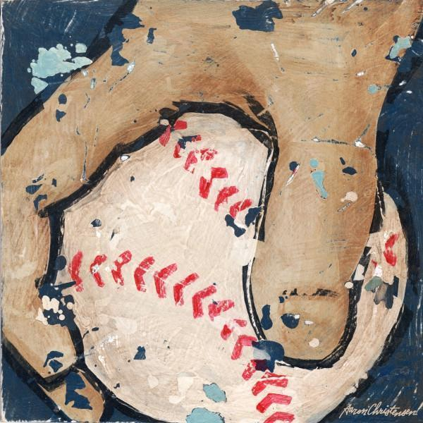 Throw the Baseball | America's Favorite Pastime Collection | Canvas Art Prints-Canvas Wall Art-Jack and Jill Boutique