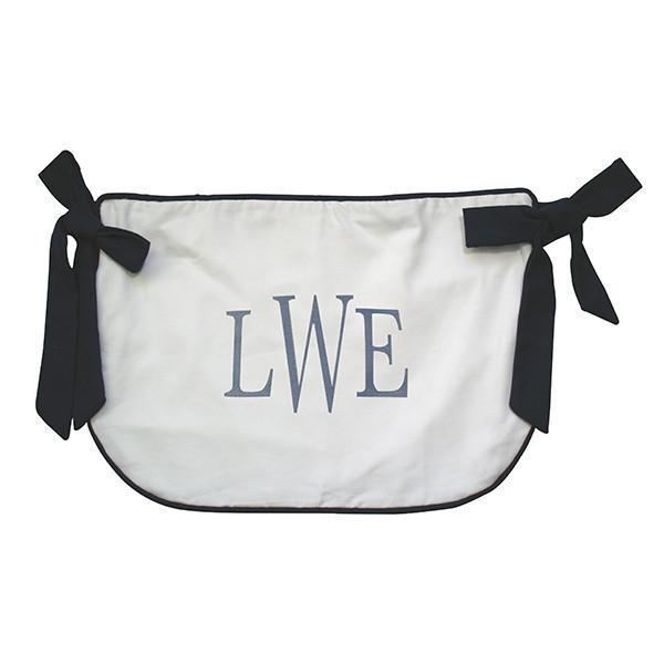 Toy Bag | Luke Luxury Baby Bedding Set-Toy Bags-Bebe Chic-Jack and Jill Boutique