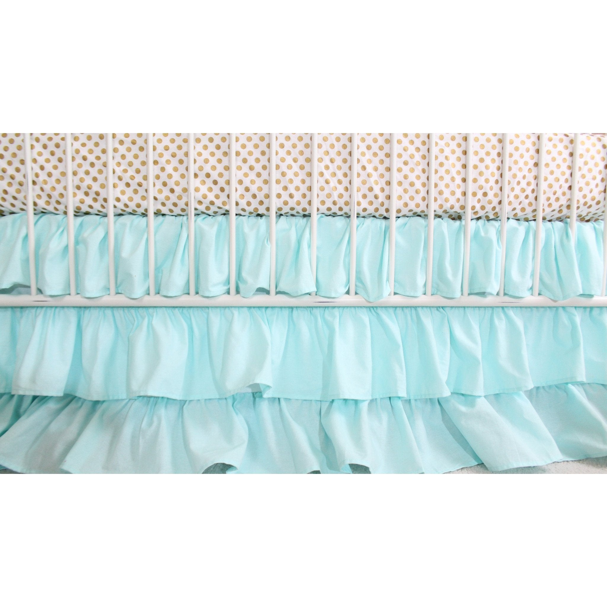 skirt with teal baby and appealing cribs styles crib pink skirts rug kids