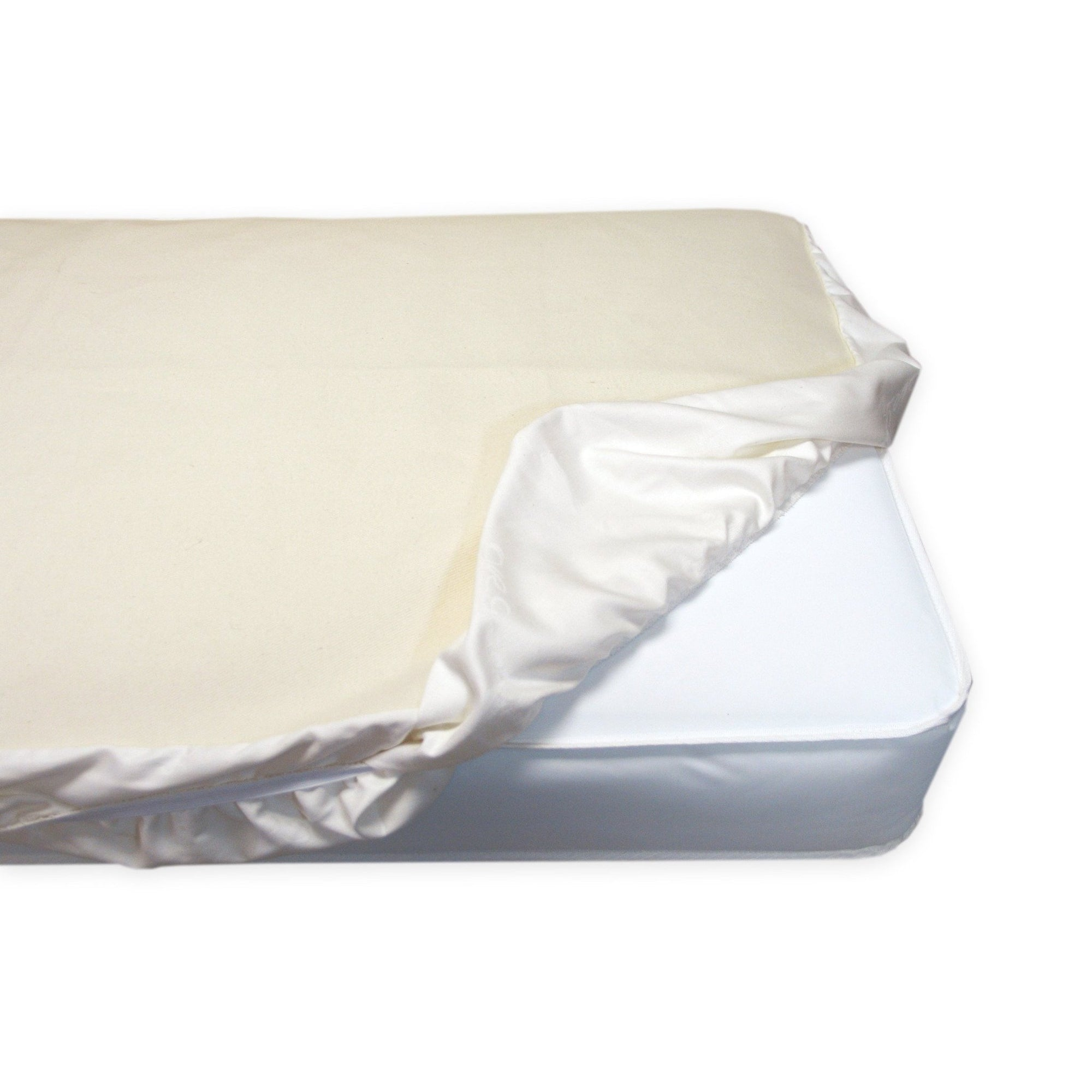 Waterproof Protector Crib Pad Fitted (28 x 52 x 6)-Protector Pads-Default-Jack and Jill Boutique