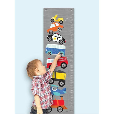 Ways to Wheel Growth Charts-Growth Charts-Default-Jack and Jill Boutique