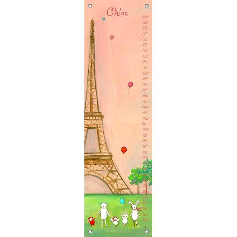 We're in Paris Growth Charts-Growth Charts-Default-Jack and Jill Boutique