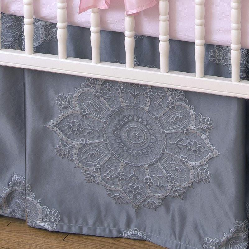 Window Valance | Sophia Luxury Bedding-Curtain Valance-Jack and Jill Boutique