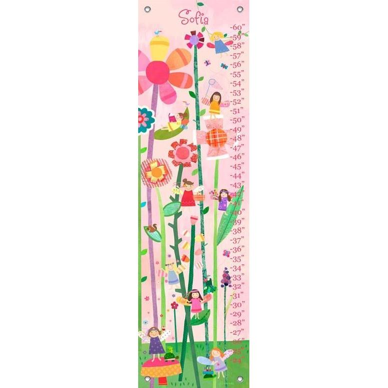 Woodland Fairies Growth Charts