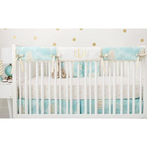 You Are Magic in Aqua Crib Baby Bedding Set-Crib Bedding Set-Default-Jack and Jill Boutique