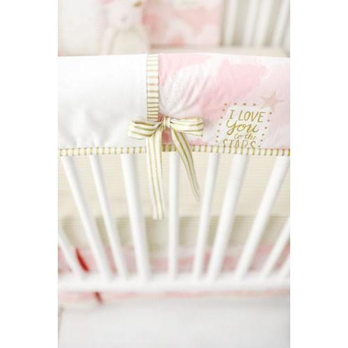 You Are Magic in Pink Crib Baby Bedding Set