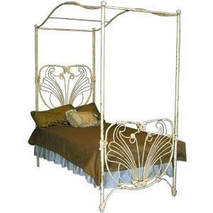Youth Canopy Bed-Kids Bed-Default-Jack and Jill Boutique