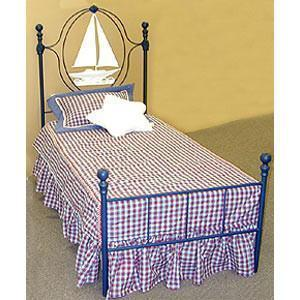 Youth Standard Bed w/ Sailboat-Kids Bed-Default-Jack and Jill Boutique