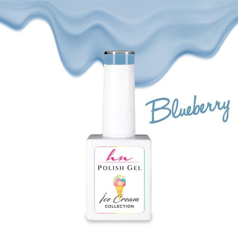 GEL POLISH - BLUEBERRY 10ML