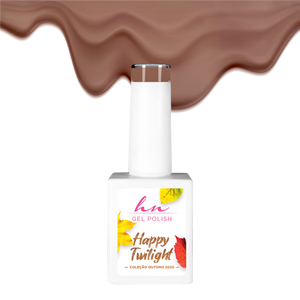 GEL POLISH HAPPY TWILIGHT 10ML - HN702 - Tânia Caetano