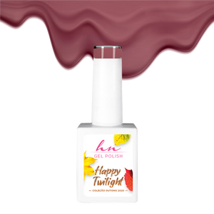 GEL POLISH HAPPY TWILIGHT 10ML - HN705 - Tânia Caetano