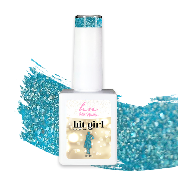 GEL POLISH HIT GIRL 10ML - HN451 - Tânia Caetano