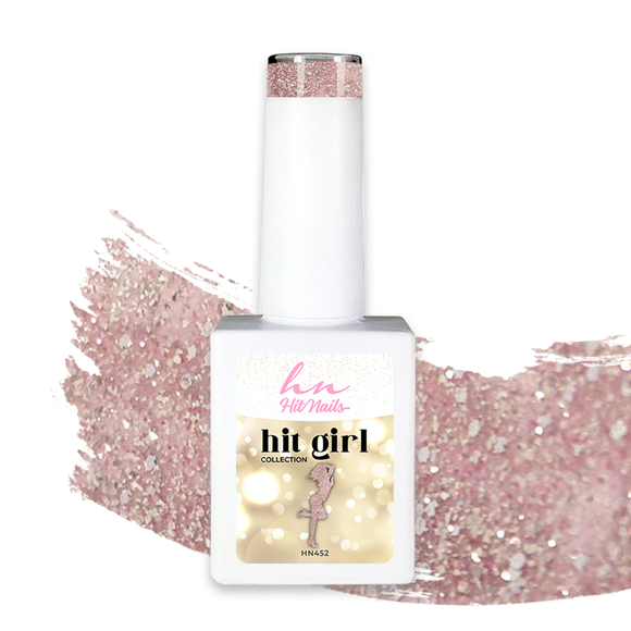 GEL POLISH HIT GIRL 10ML - HN452 - Tânia Caetano