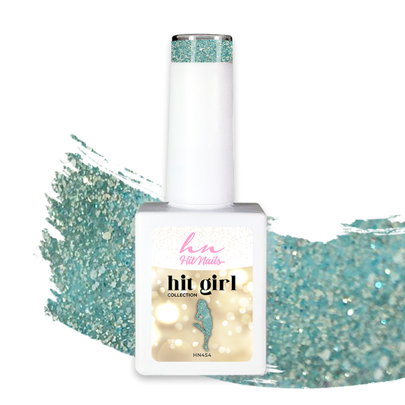GEL POLISH HIT GIRL 10ML - HN454 - Tânia Caetano